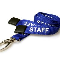 IDreception, Visitor Management, lanyards, pre customised, Irish lanyards