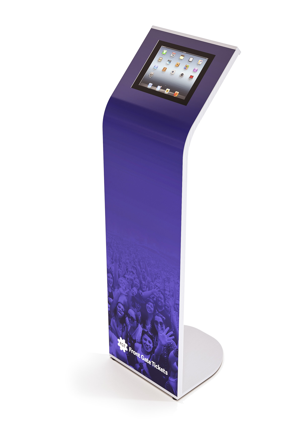 Kiosk, stand, Ipad stand, Kiosk stand, Visitor Management, IDreception, Visitor sign in